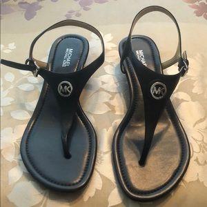 Michael Kors Navy Sandals NEW!
